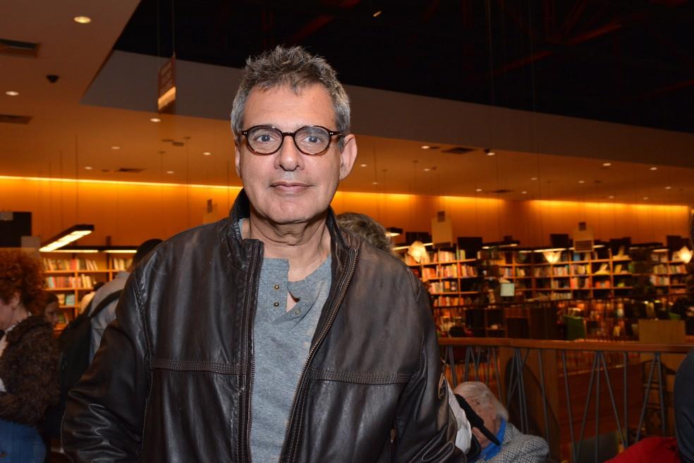 O jornalista e escritor Gilberto Dimenstein morreu em São Paulo nesta sexta-feira (29).  — Foto: IARA MORSELLI/ESTADÃO CONTEÚDO