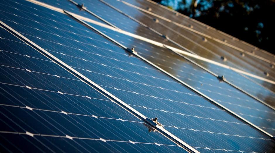 Energia solar (Foto: Pexels)