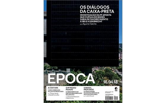 Capa revista Época edição 1033 (Foto: Época)