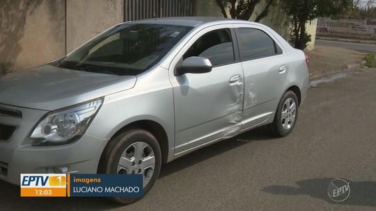 Grupo assalta motorista da Uber e é preso após bater o carro em tentativa de fuga