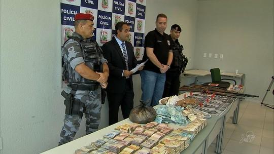 Polícia prende oito suspeitos de ataque a bancos no interior do Ceará