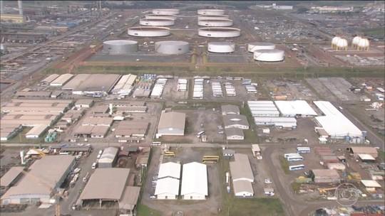 Petrobras anuncia venda de fatia de quatro refinarias da estatal