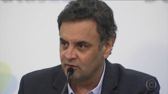 Supremo aceita denúncia contra Aécio Neves e senador se torna réu