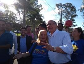 geraldo-alckmin-agrobrasilia (Foto: Editora Globo)