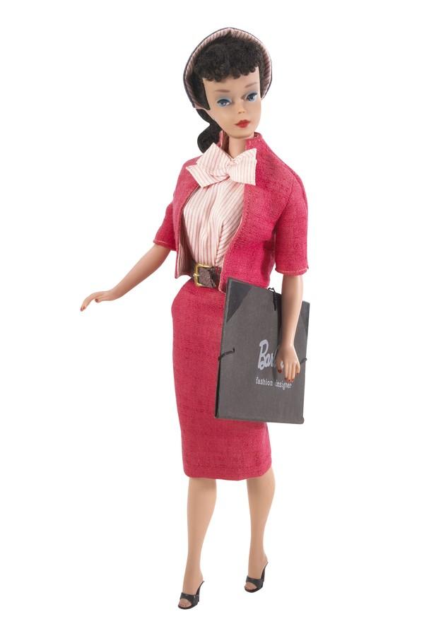 Barbie Estilista (1960) (Foto: Divulgação)