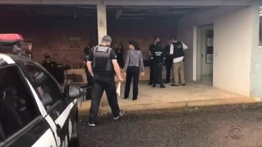 Polícia faz operação contra organização criminosa suspeita de tráfico e homicídios no RS