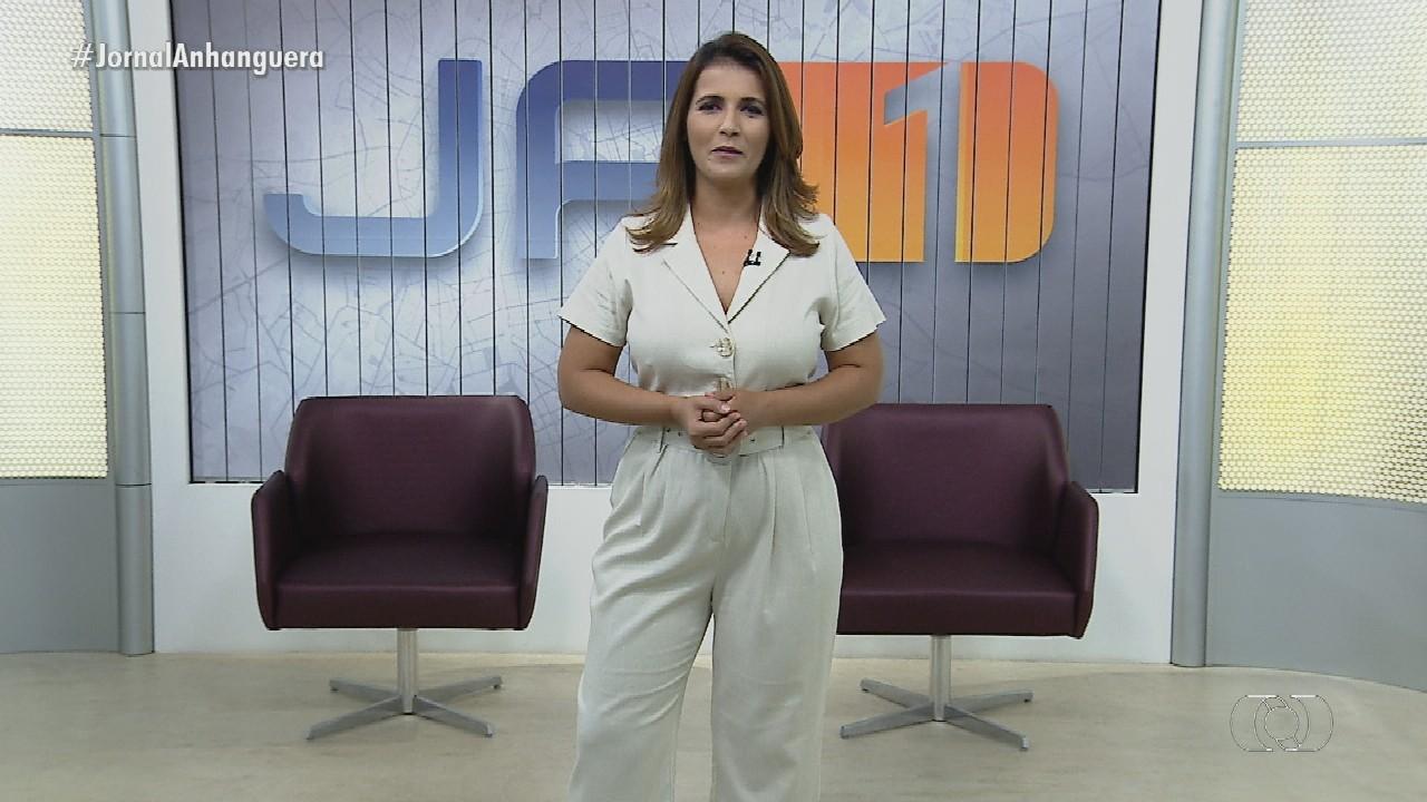 Veja os destaques do Jornal Anhanguera 1ª edição desta sexta-feira