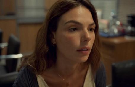 Na sexta (14), depois de descobrir que Betina (Isis Valverde) é sua irmão, Álvaro mandará Belizário vigiar a moça Reprodução