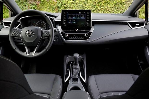 Toyota Registra Painel Do Novo Corolla No Brasil Lancamento Sera Em