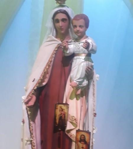 Nossa Senhora do Carmo: missas em Uberlândia são transmitidas pela internet para celebrar o dia da padroeira da cidade