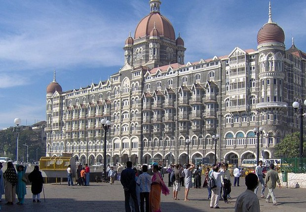 Mumbai, a capital indiana das finanças, do comércio e do entretenimento (Foto: Wikimedia Commons)