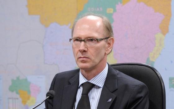 Adalberto Tokarski, diretor-geral da Agência Nacional de Transportes Aquaviários (Antaq) (Foto: Lia de Paula/Agência Senado)