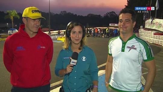 Nicastro fatura seu 9º Brasileiro de Kart e iguala recorde; veja os campeões da 1ª fase
