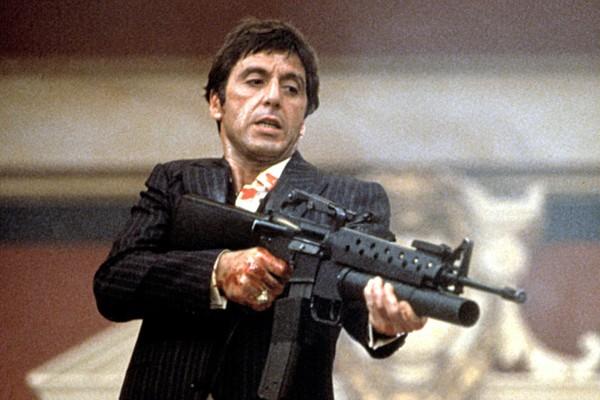 Scarface (1983) (Foto: Divulgação)