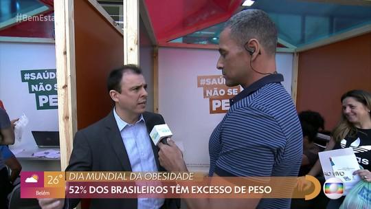 Dia Mundial da Obesidade: mais de 41 milhões sofrem com o problema no Brasil