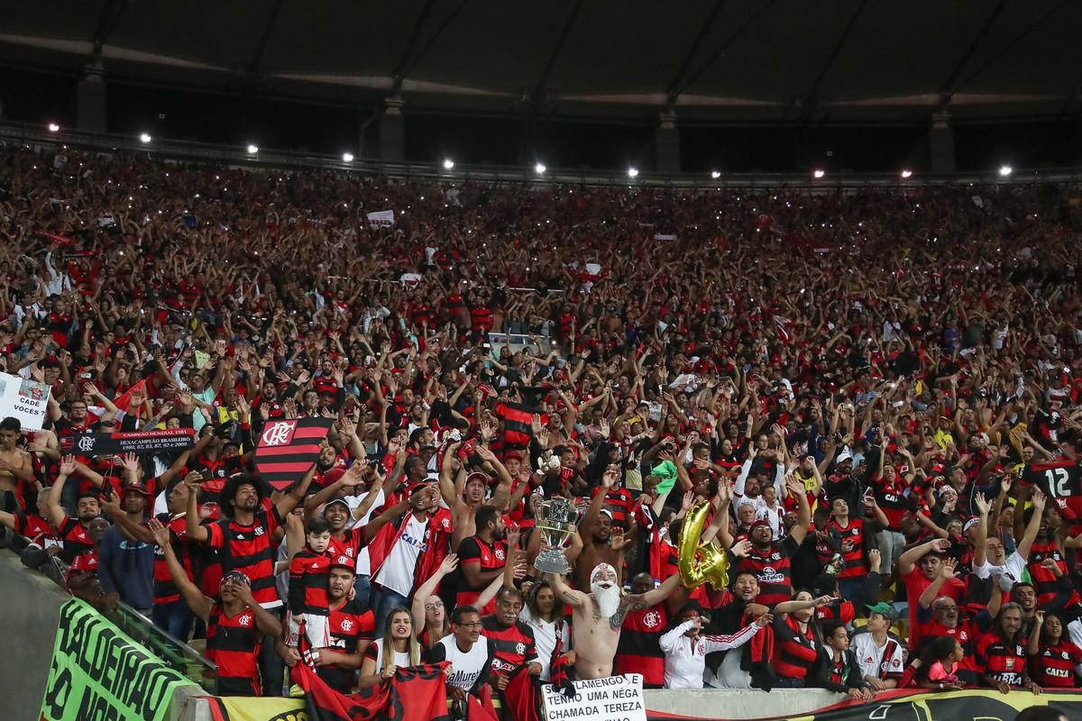 Torcida do Fla esgota ingressos para primeiro jogo da ...
