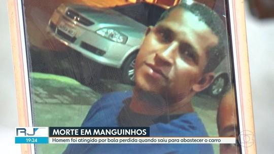 'É uma injustiça', diz viúva de ambulante morto em tiroteio no RJ