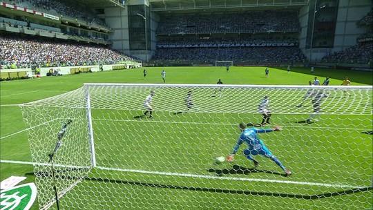Atlético-MG x Santos - Campeonato Brasileiro 2018 - globoesporte.com
