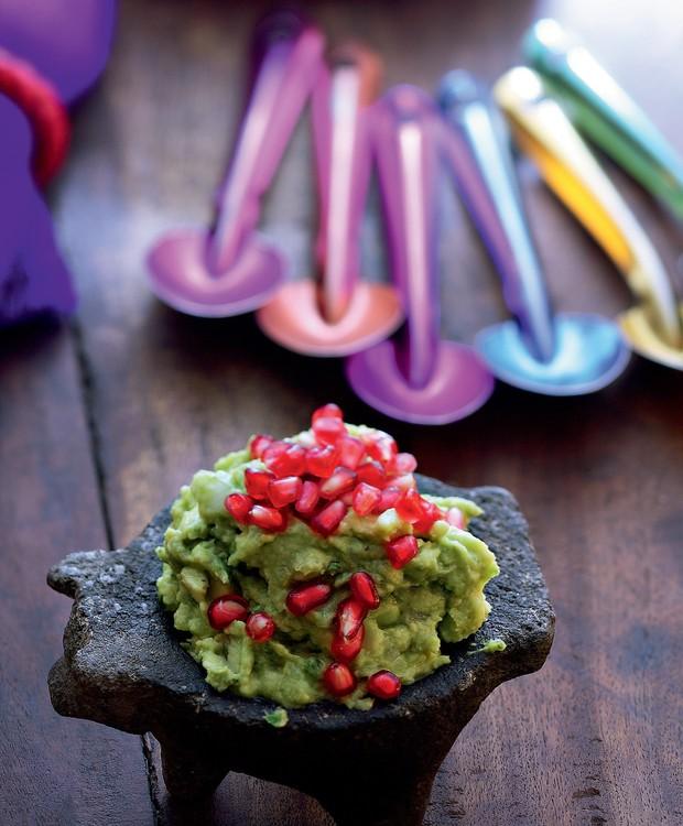 guacamole (Foto: Rogério Voltan)