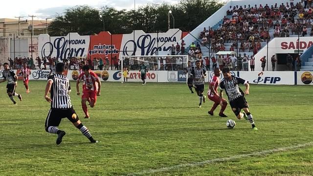 e535ac8be Esporte de Patos 0 x 1 Botafogo-PB - Campeonato Paraibano 2019 ...