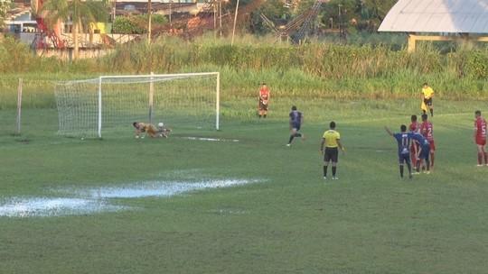 Gols entre Guajará e RSC são os mais bonitos