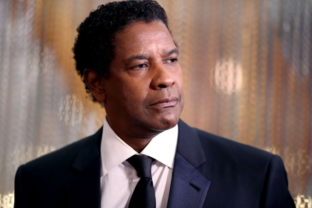 O ator Denzel Washington  (Foto: Getty Images)