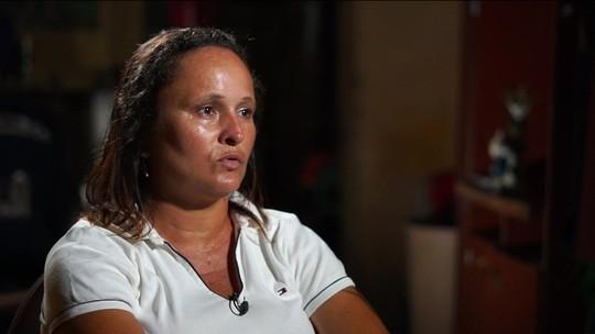 """Árbitra agredida por jogador em partida volta a apitar: """"Ele fez  eu crescer mais, fiquei mais forte"""""""