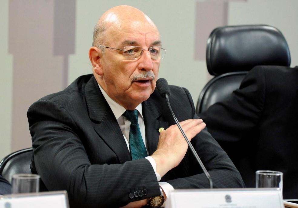 O projeto é de autoria do ex-deputado e atual ministro da Cidadania, Osmar Terra — Foto: Luis Macedo/Câmara dos Deputados