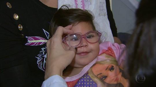 Bebês com microcefalia têm melhora na visão, diz Fundação Altino Ventura