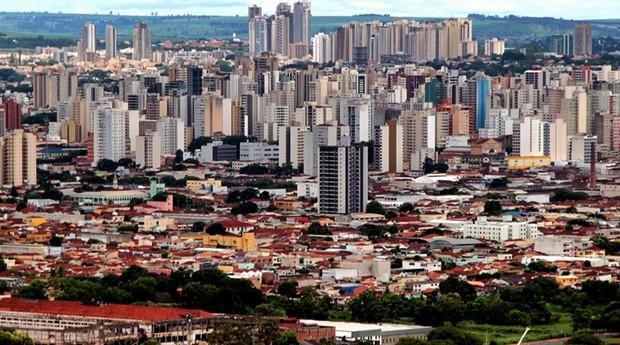 Ribeirão Preto (Foto: MateusZF/Wikimedia Commons)