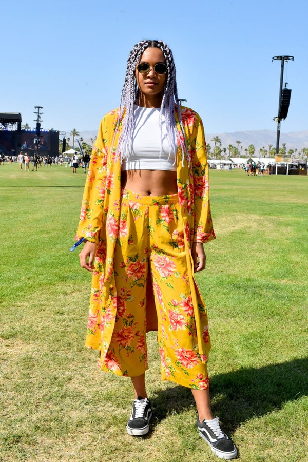 Coachella: looks para se inspirar (Foto: Getty Images)