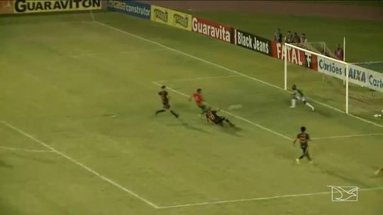 Veja os gols que garantiram o acesso do Sampaio Corrêa à Série B