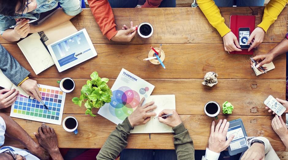 Reunião de vendas: tenha foco no momento (Foto: Reprodução)