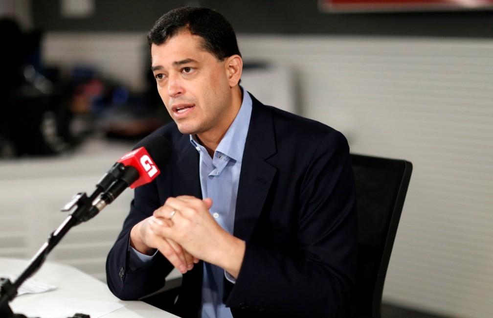 Indio da Costa foi candidato ao governo do RJ em 2018 pelo PSD — Foto: Marcos Serra Lima/ G1