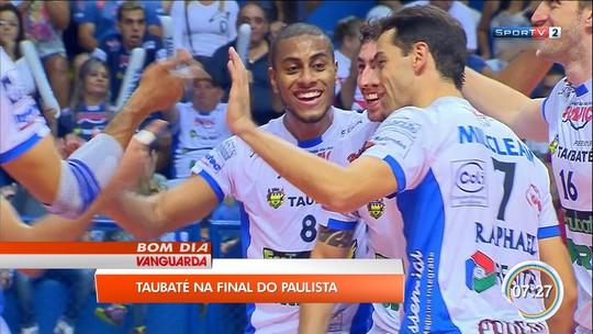Lucarelli vibra com retorno e mira nova final 'eletrizante' contra Sesi no Paulista