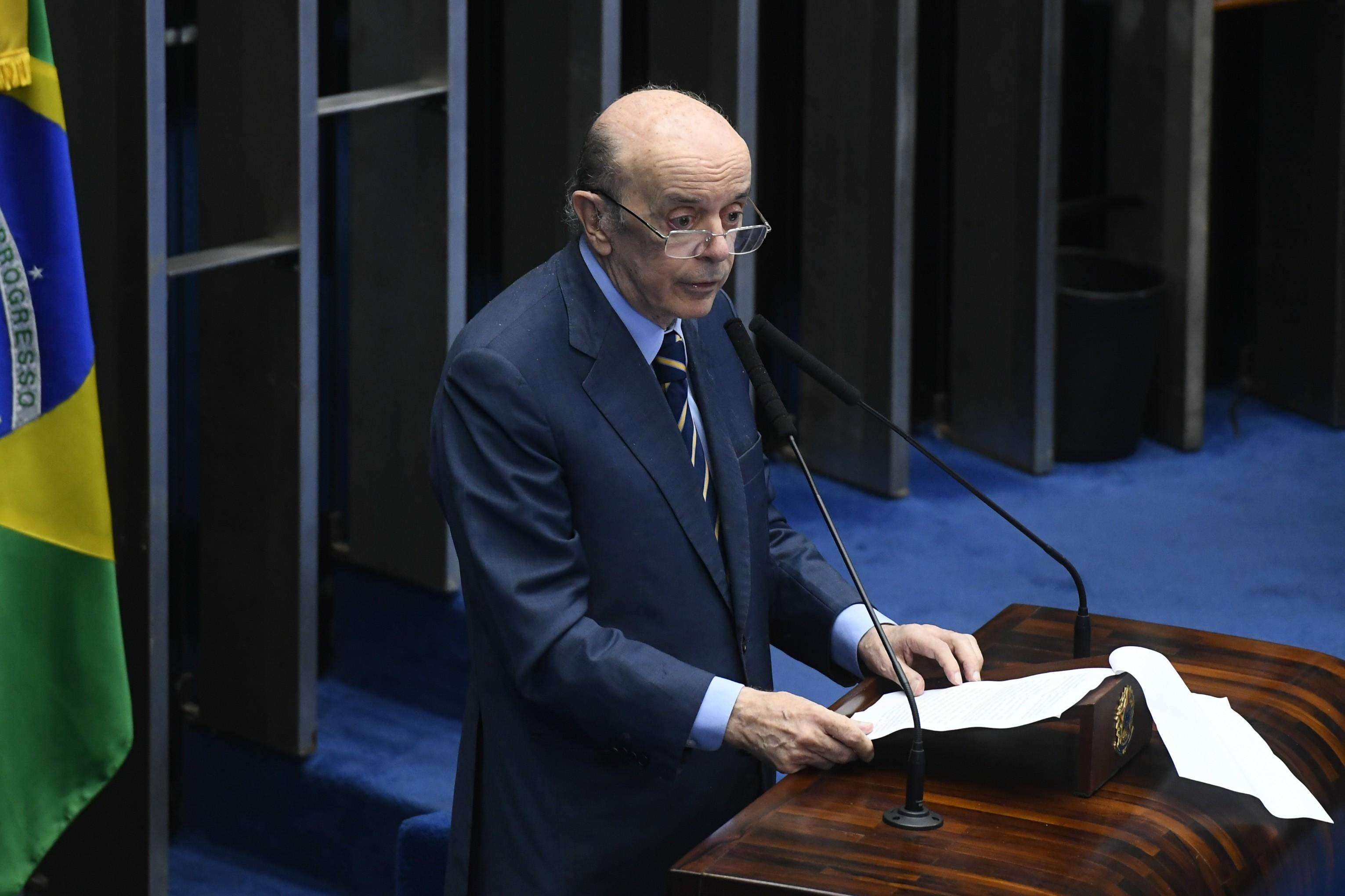 Ao falar sobre denúncia contra Serra, Doria diz apoiar investigações da Lava Jato, 'mas jamais condenar por antecipação'