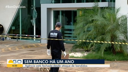 Agência bancária de Campo Alegre está fechada há mais de um ano
