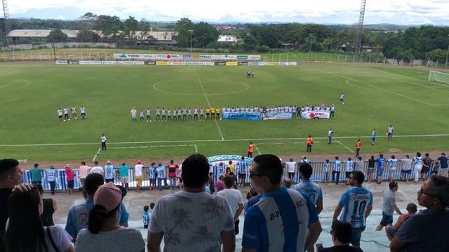 Ji-Paraná vence o União Cacoalense e reascende no G2