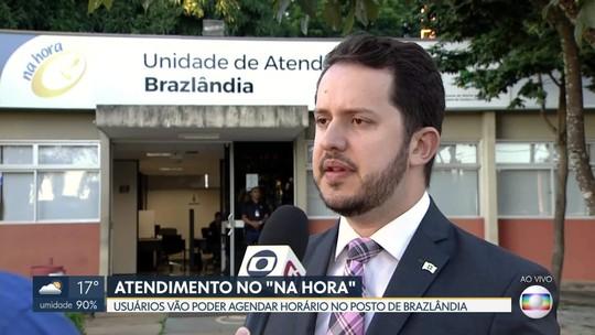 Na Hora de Brazlândia começa atendimento agendado