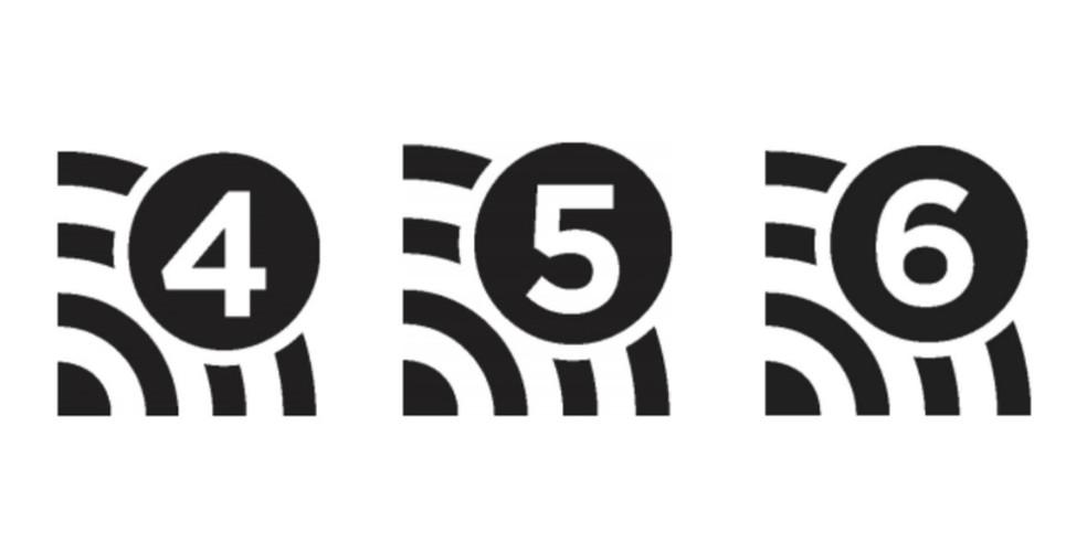 Nova nomenclatura também será aplicada à iconografia relacionada ao Wi-Fi — Foto: Divulgação/Wi-Fi Alliance