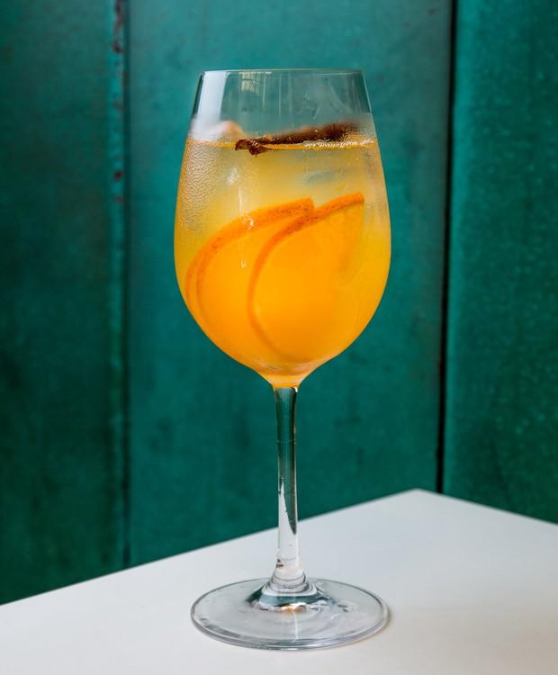 honey-gin-drink (Foto: Divulgação)