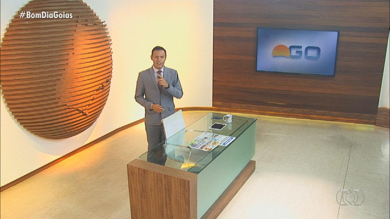Confira os destaques do Bom Dia Goiás desta sexta-feira (5)