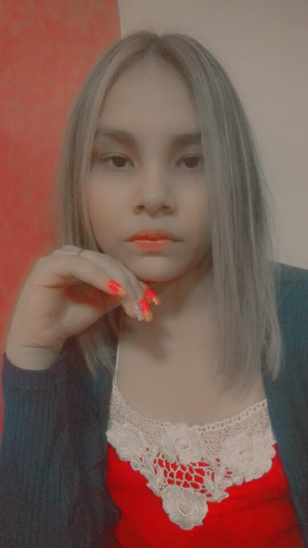 Cleide Karine tinha 13 anos. — Foto: Arquivo Pessoal
