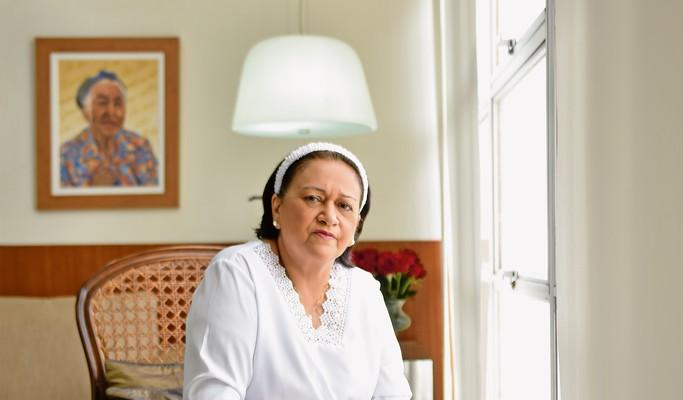 'Mulheres não devemos nos contentar em ser exceção', diz Fátima Bezerra