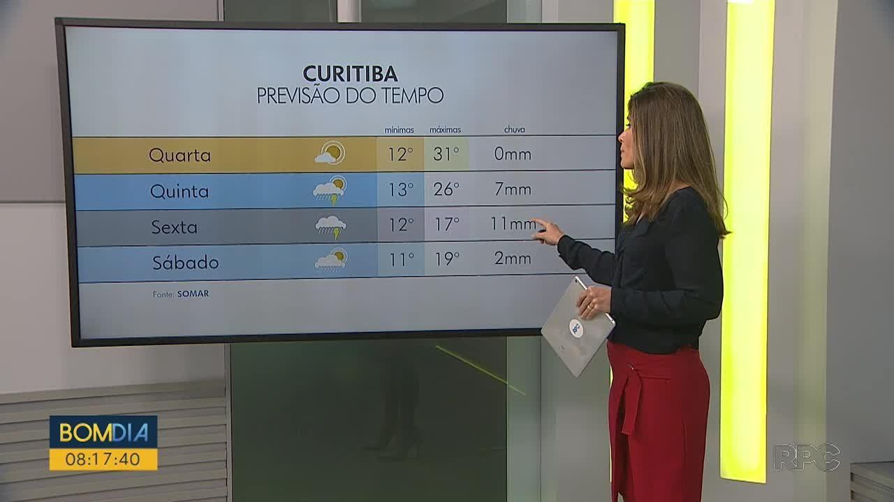 VÍDEOS: Bom Dia Paraná de quarta-feira, 28 de outubro