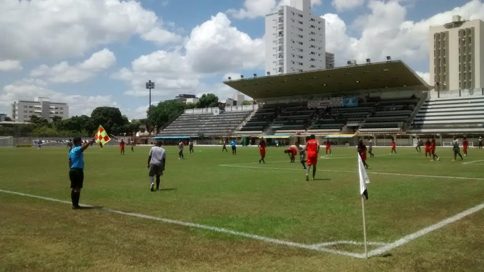 Democrata e Social fizeram um jogo-treino (Foto: Democrata/Divulgação)