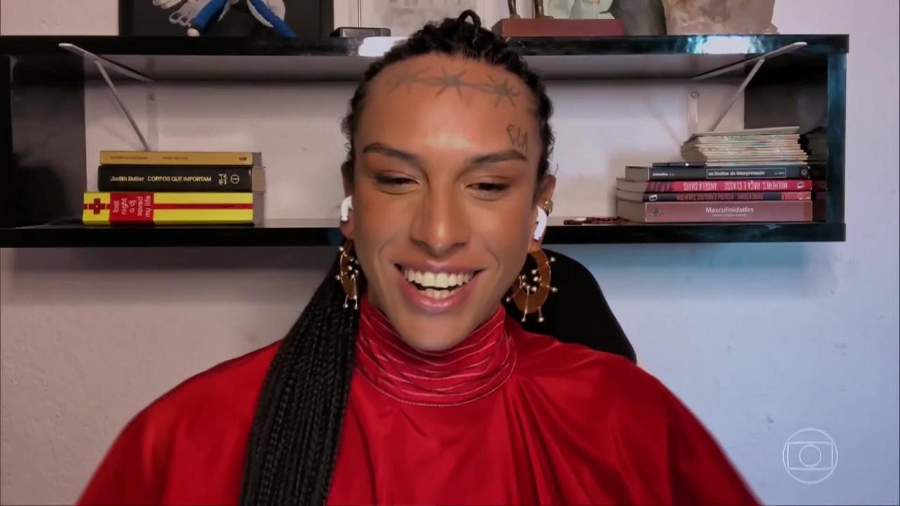 'Já segurei muito xixi', diz Linn da Quebrada sobre transfobia em banheiros públicos