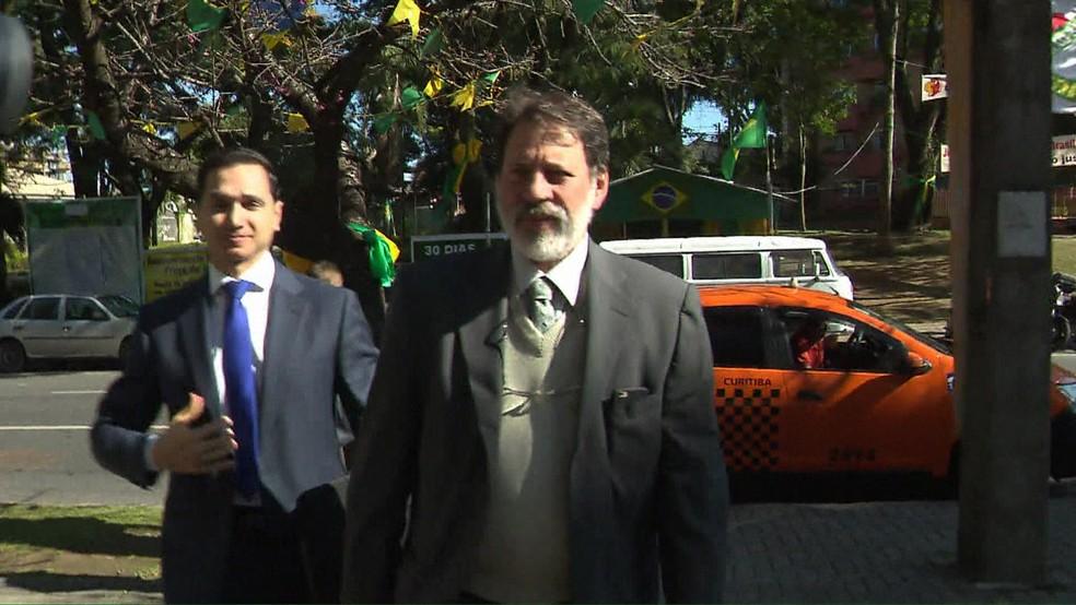 Delúbio Soares, ex-tesoureiro do PT — Foto: TV Globo/Reprodução
