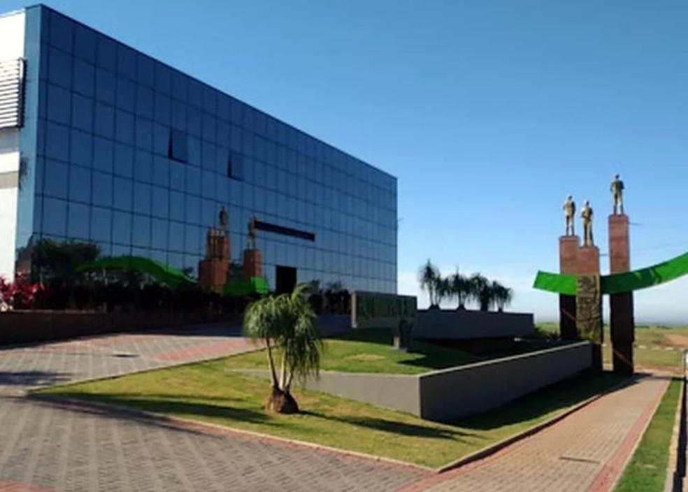 Prefeitura Municipal de Ibaté (SP) — Foto: Divulgação
