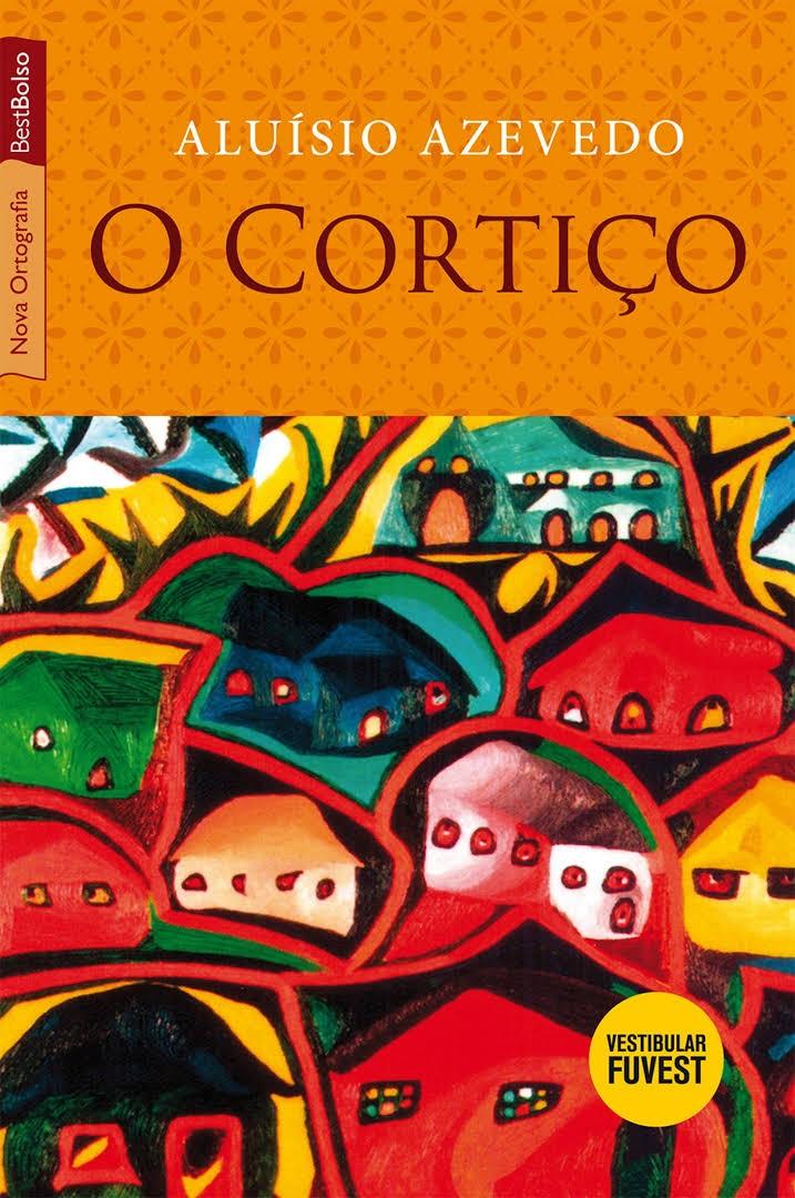 Edição da BestBolso de O Cortiço, de Aluísio Azevedo (Foto: Divulgação)
